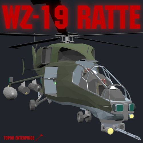 WZ-19 RATTE
