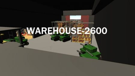 WAREHOUSE-2600