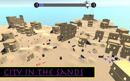 City in The Sands