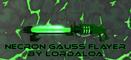 Necron Gauss Flayer