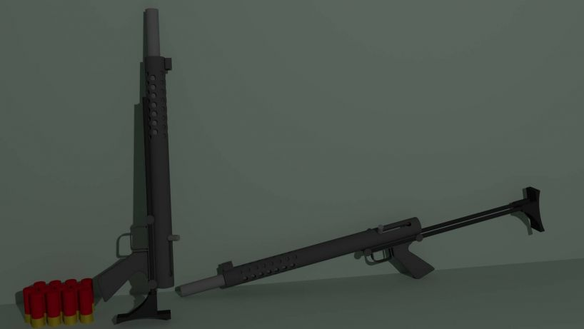 Fallout 4 Weapon Pack Mods