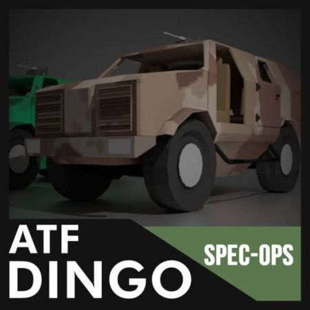 ATF Vehicle Pack