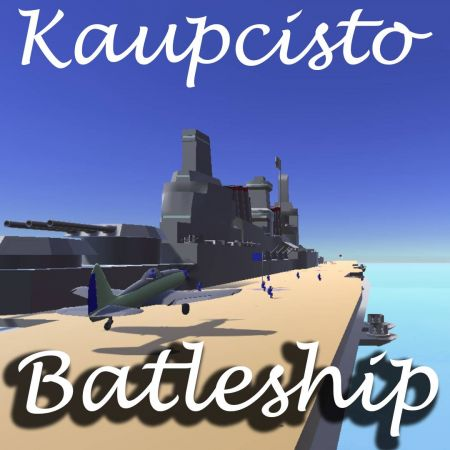 Battle for the Kaupcisto Battleship