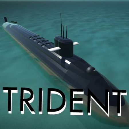 Trident Submarine (Non-Nuclear Version)