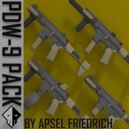Apsel's PDW9 Package