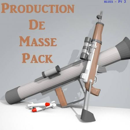 Production de Masse - Blues pt 2