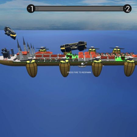 Airship Assault