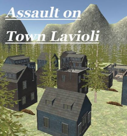 Assault on Town Lavioli