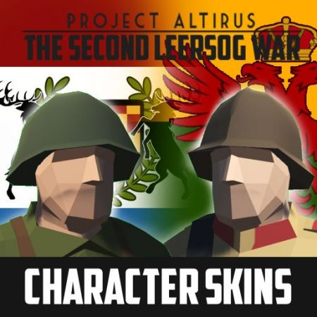 (PA - 2LW) Skins Collection