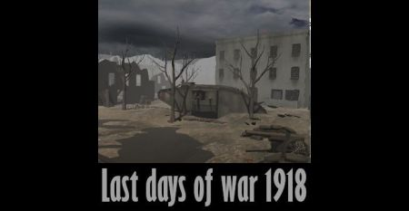 Last days of war 1918