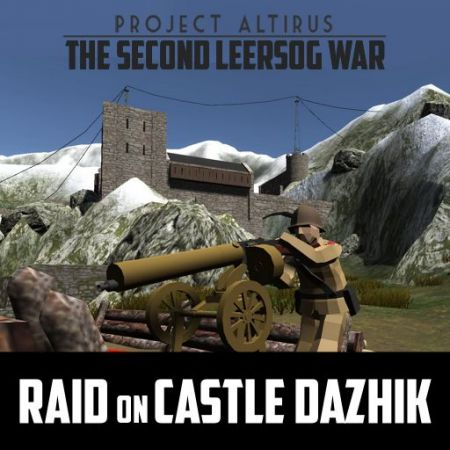(PA - 2LW) Raid on Castle Dazhik
