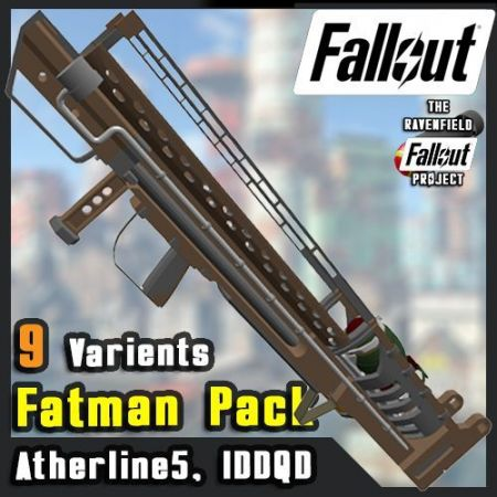 [Fallout Project] Fatman Pack