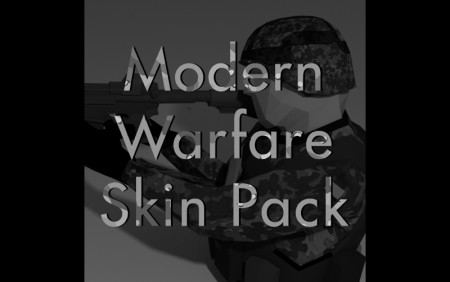 Modern Warfare Skin Pack (Neutral Edition)