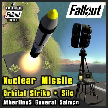 [Fallout Project] Nuclear Missile & Orbital Strike