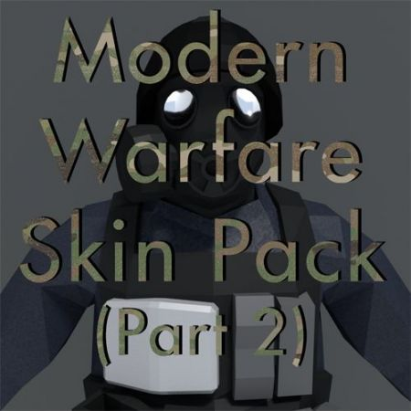 Modern Warfare Skin Pack (Part 2)