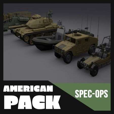 American Pack (Spec Ops Project)