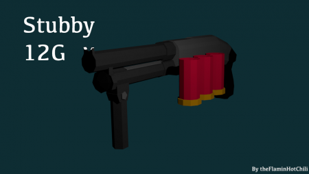 Stubby-12 (Super Shorty/Shorty-12G)