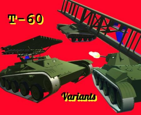 T-60 Variants