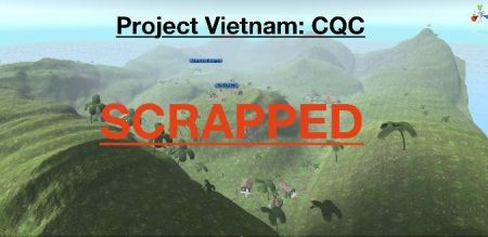 Project Vietnam: CQC Map. [PV]