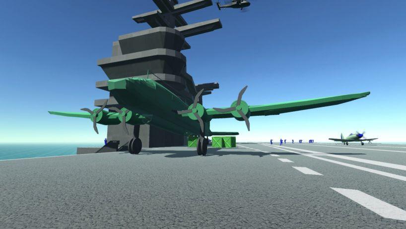 Airforce Condor Mods