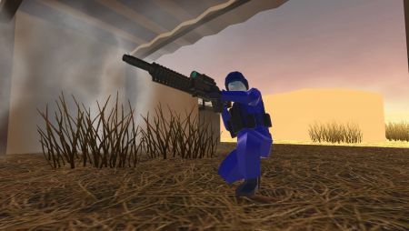 Mod Quot Fnv Gauss Rifle Quot For Ravenfield Build 14 Download