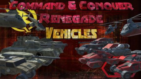 C&C Renegade Vehicle Pack V1 BETA