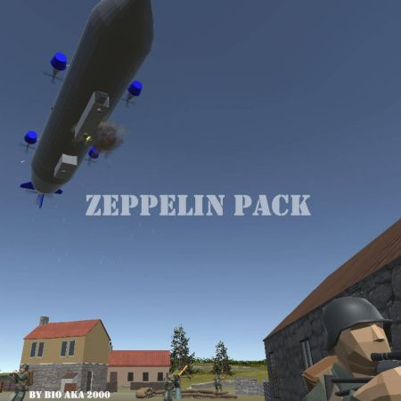 Zeppelin Pack