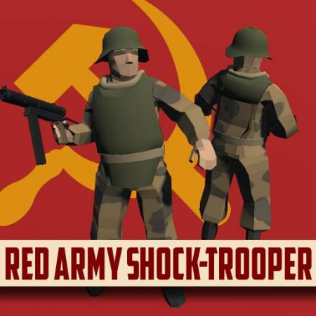 Red Army Shock-Trooper / Assault Engineer