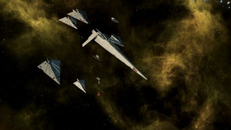 Star Wars: Legacy Era Empire Ships