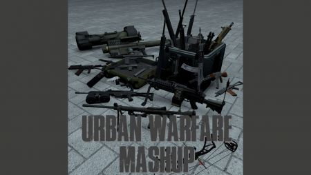 Sui's Urban Warfare Mashup Pack