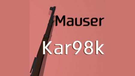 Mauser Kar98k REMASTERED