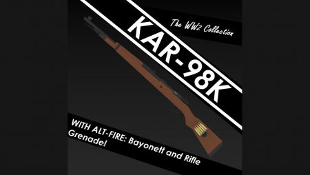 [WW2 Collection] Kar98k