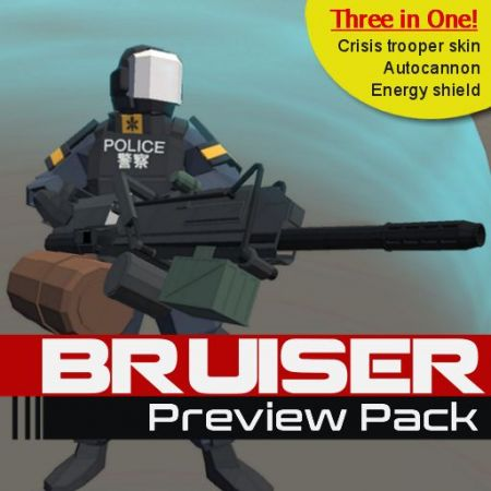 Bruiser Preview Pack (Untitled Project WIP)