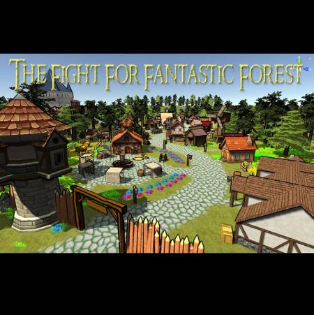 The Fight For Fantastic Forest