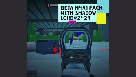 Beta M4A1 Assault Rifle Pack