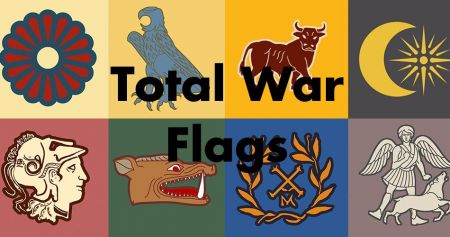 Total War Flags