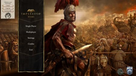 Total War: ROME II Loading Screens