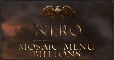 NERO - Mosaic Menu Buttons