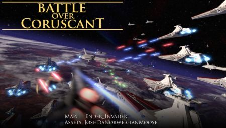 [SWP] Battle over Coruscant