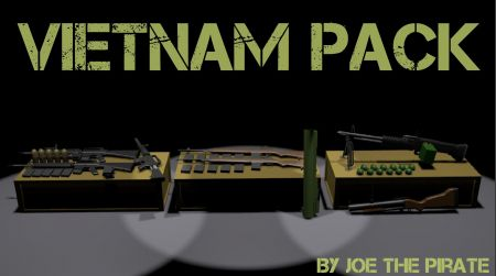 Vietnam Pack - NATO [Project Vietnam]