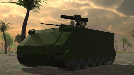 Project Vietnam: The M113