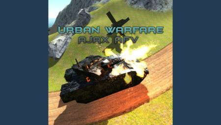 Urban Warfare Ajax AFV