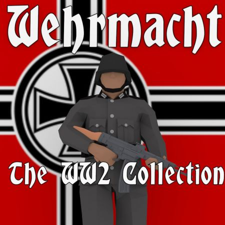 [WW2 Collection] Wehrmacht Skin