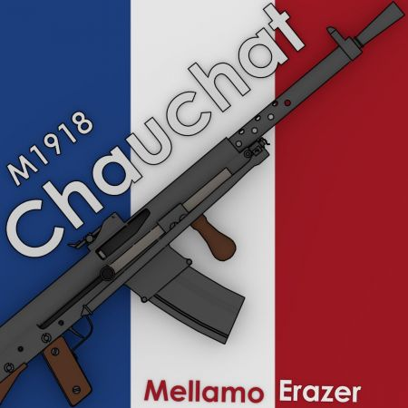 [WW2 Collection] Chauchat M1918