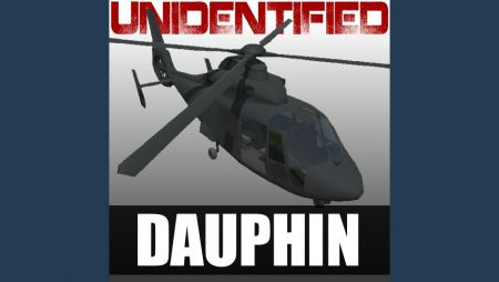 Dauphin Helicopter