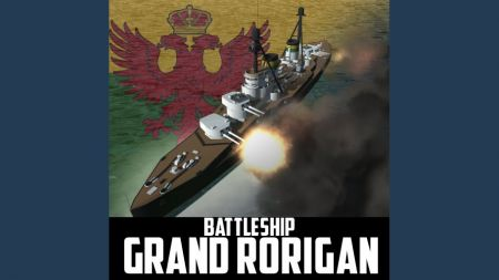 (Project Altirus) Hettic Battleship Grand Rorigan
