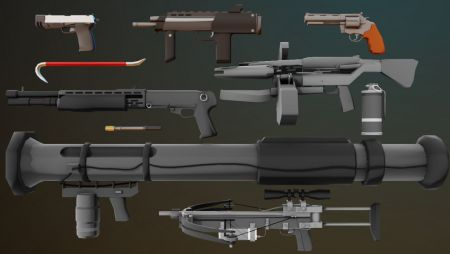 Half-Life 2 Weapon Pack