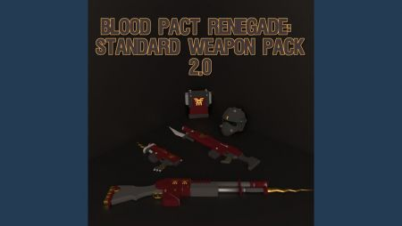 Blood Pact Renegade: Standard Weapon Pack 2.0