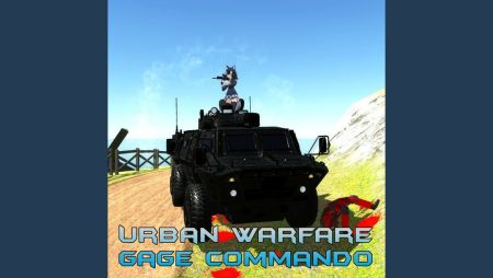 Urban Warfare Gage Commando APC