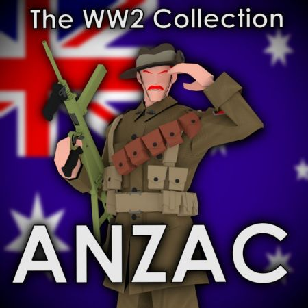[WW2 Collection] ANZAC Skin